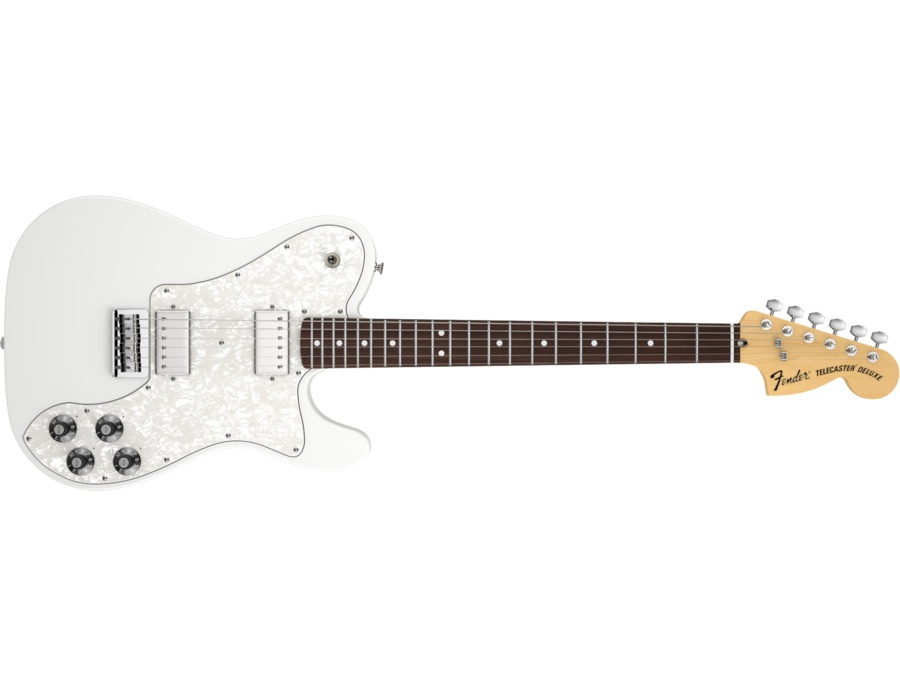 Fender Chris Shiflett Telecaster Deluxe Electric Guitar