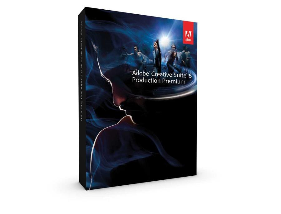 Adobe CS6 Production Premium (Mac)