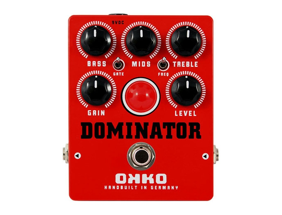 Okko dominator mkii red xl