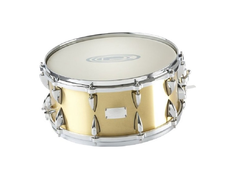 Orange county 14x6 5 bell brass snare drum xl