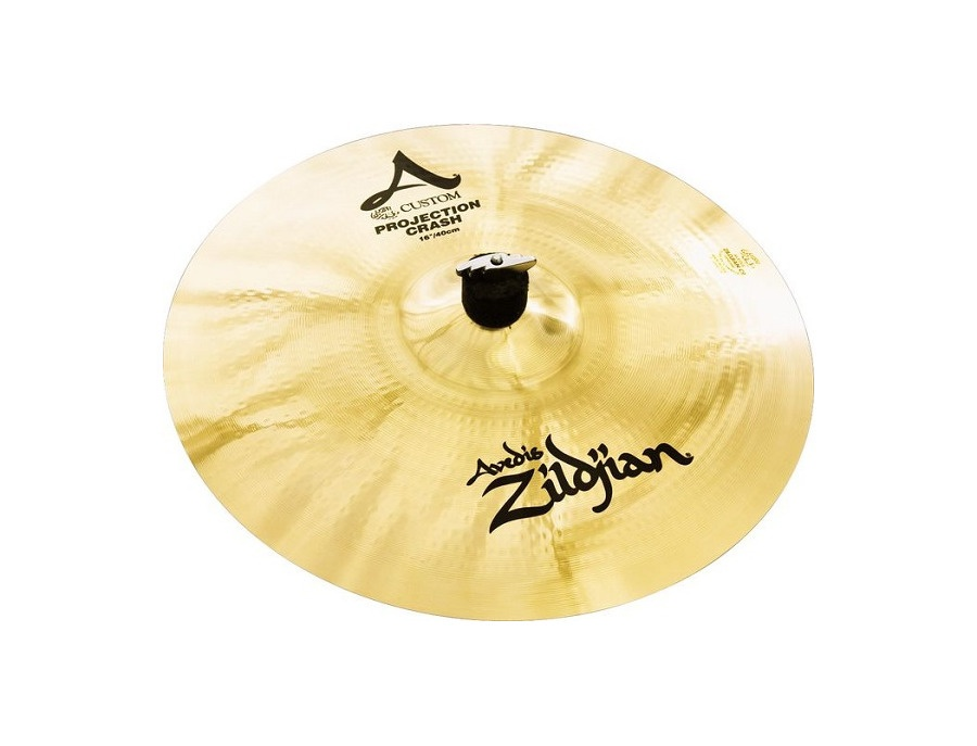 "Zildjian 18"" A Custom Projection Crash"
