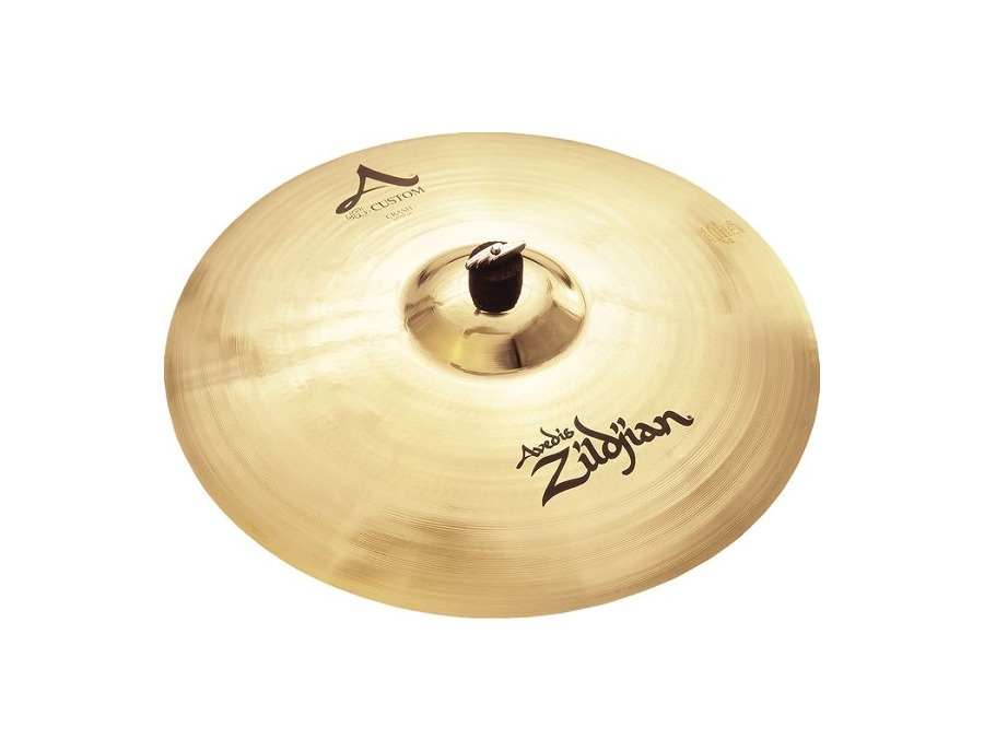 "Zildjian 16"" A Custom Crash"