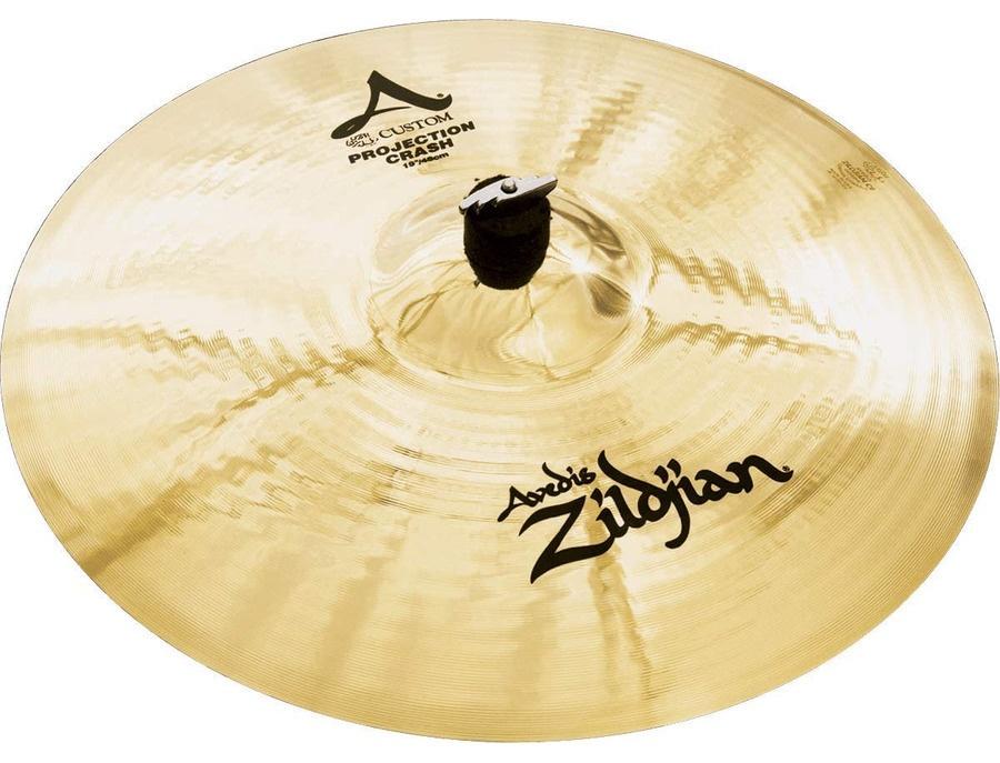 "Zildjian 19"" A Custom Projection Crash"