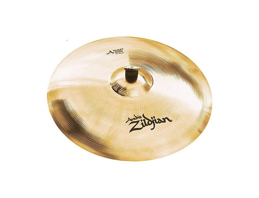 """Zildjian 21"""" Sweet Ride Brilliant"""
