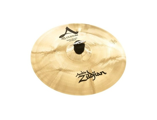 "Zildjian 14"" A Custom Crash"