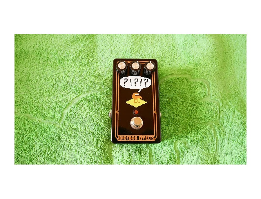 Idiotbox effects mystery effect 5 xl