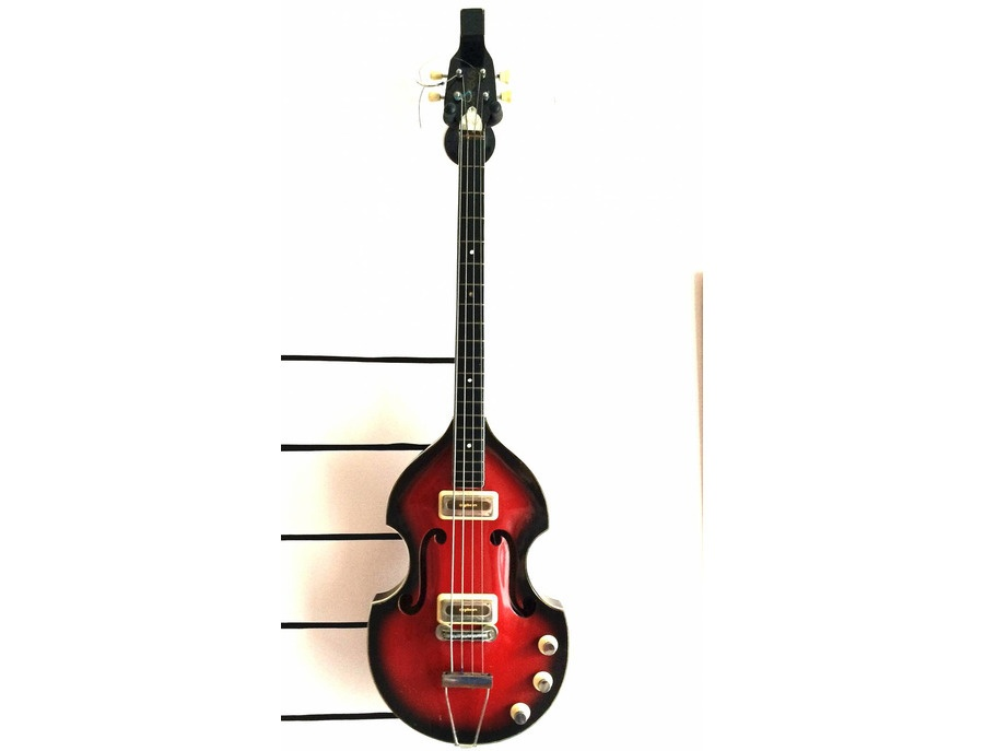 Orfeus violin bass xl