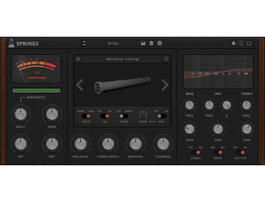 Audiothing springs xl