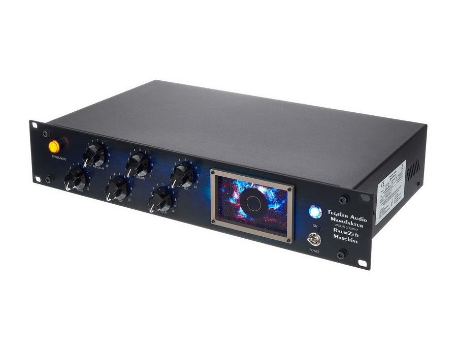 Tegeler audio manufaktur raumzeitmaschine xl