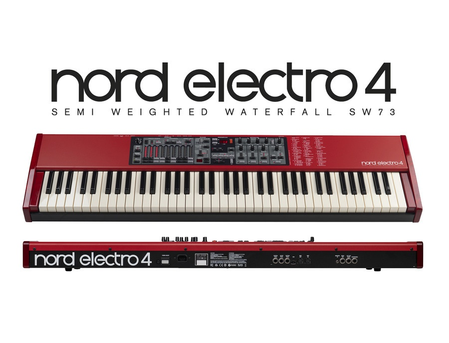 Clavia Nord Electro 4 SW