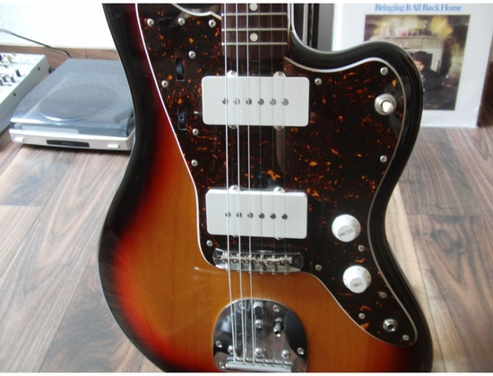 1994 Fender Jazzmaster (Made In Japan)