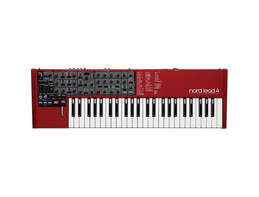 Clavia nord lead 4 synthesizer xl