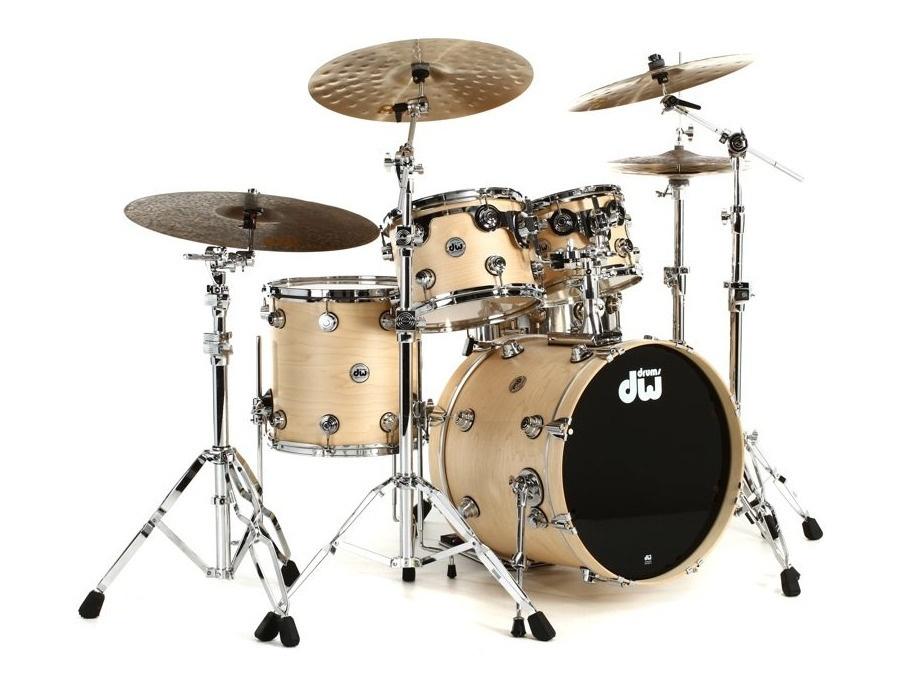 Dw collector series custom drum set xl