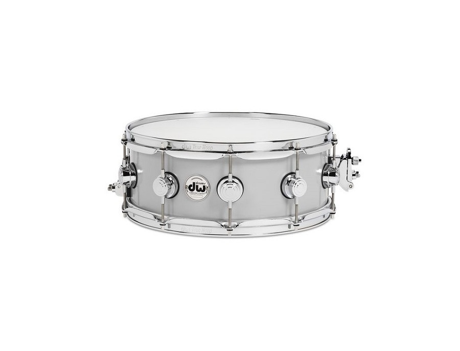 DW 14x5 Aluminum Snare Drum