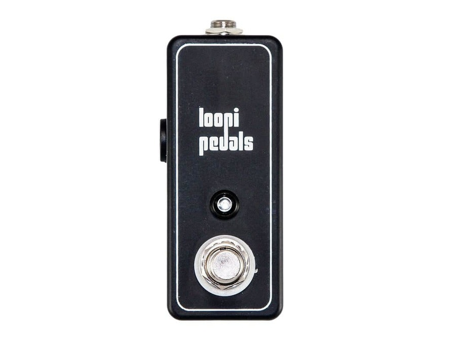 Loopi mini amp channel w led footswitch 9v input xl
