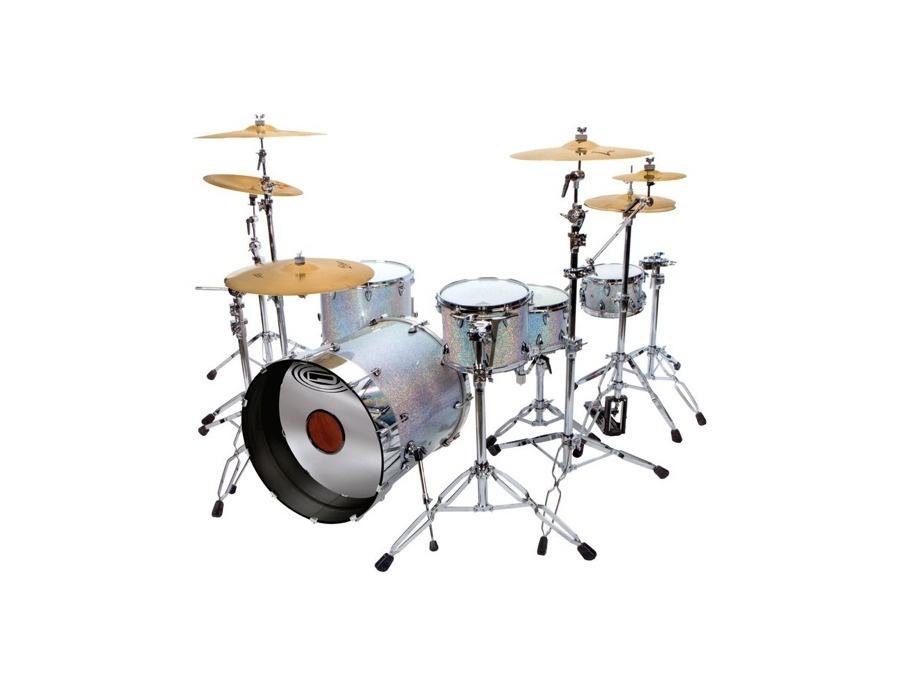 Orange county drum percussion travis barker signature 5 piece shell pack xl