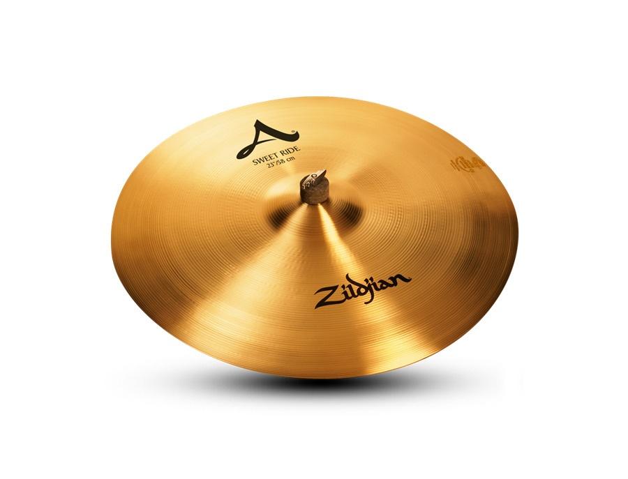 "Zildjian 23"" A Sweet Ride Cymbal"