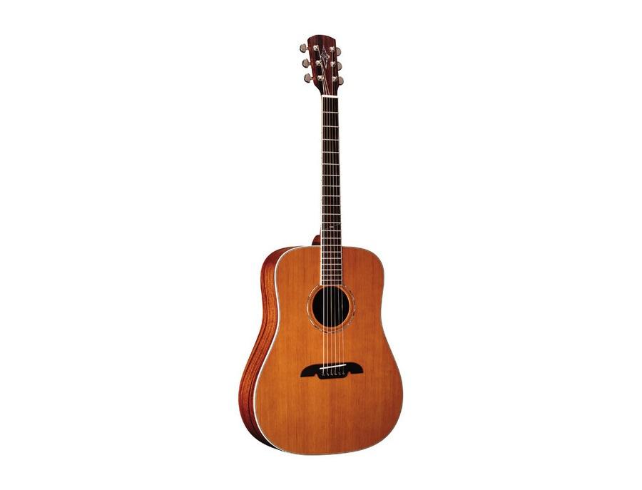 Alvarez masterworks series md60 acoustic guitar xl