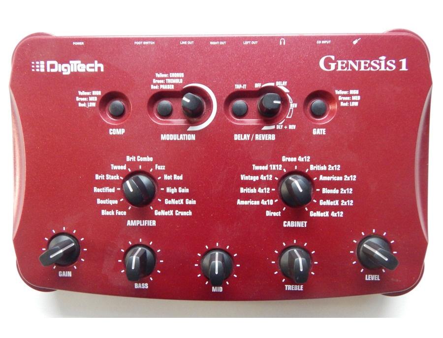 Digitech genesis 1 xl