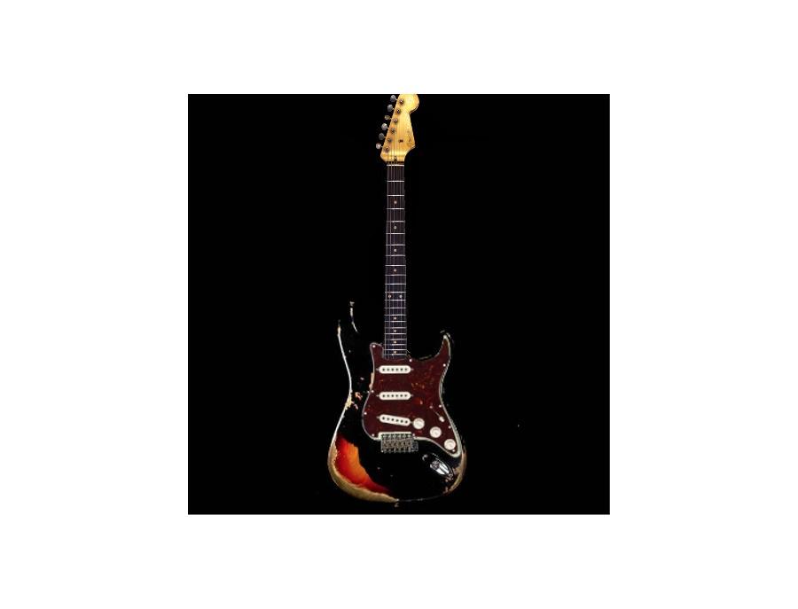 Fender custom shop lima strat xl