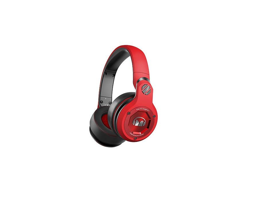 Monster ufc octagon over ear headphones xl
