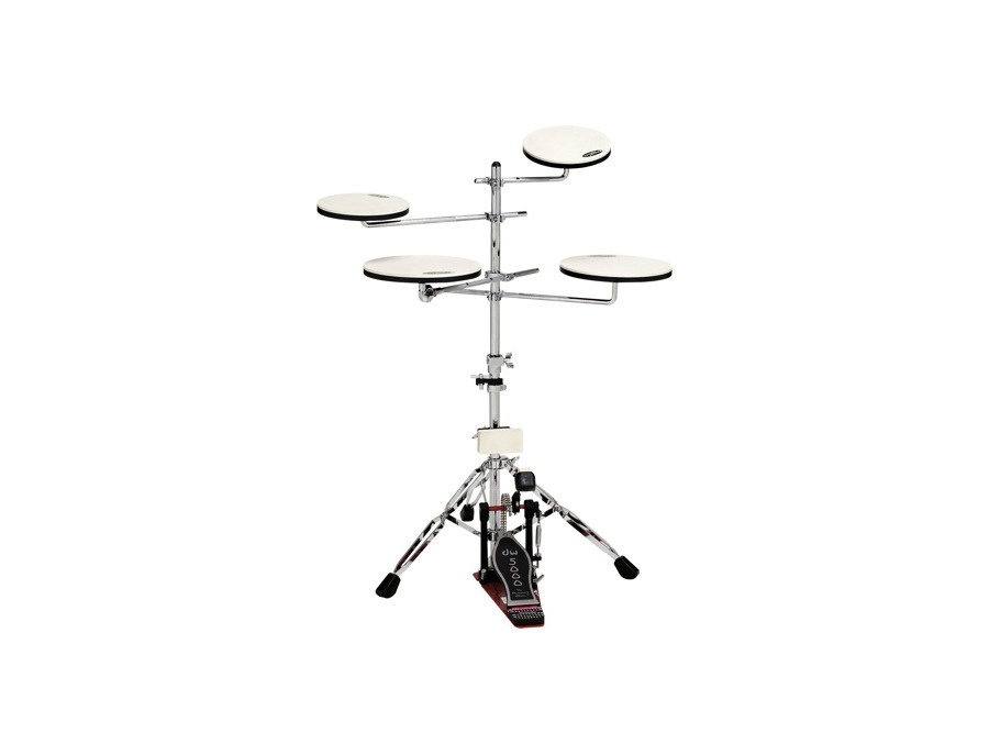 DW Go Anywhere 5-Piece Practice Set