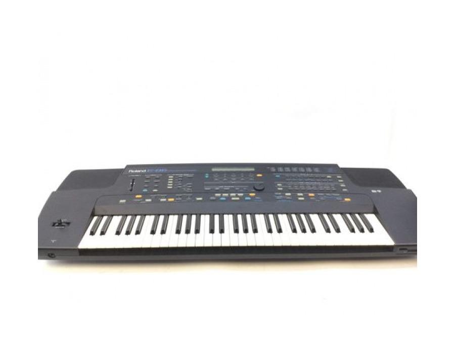 Roland e 86 intelligent synthesizer xl