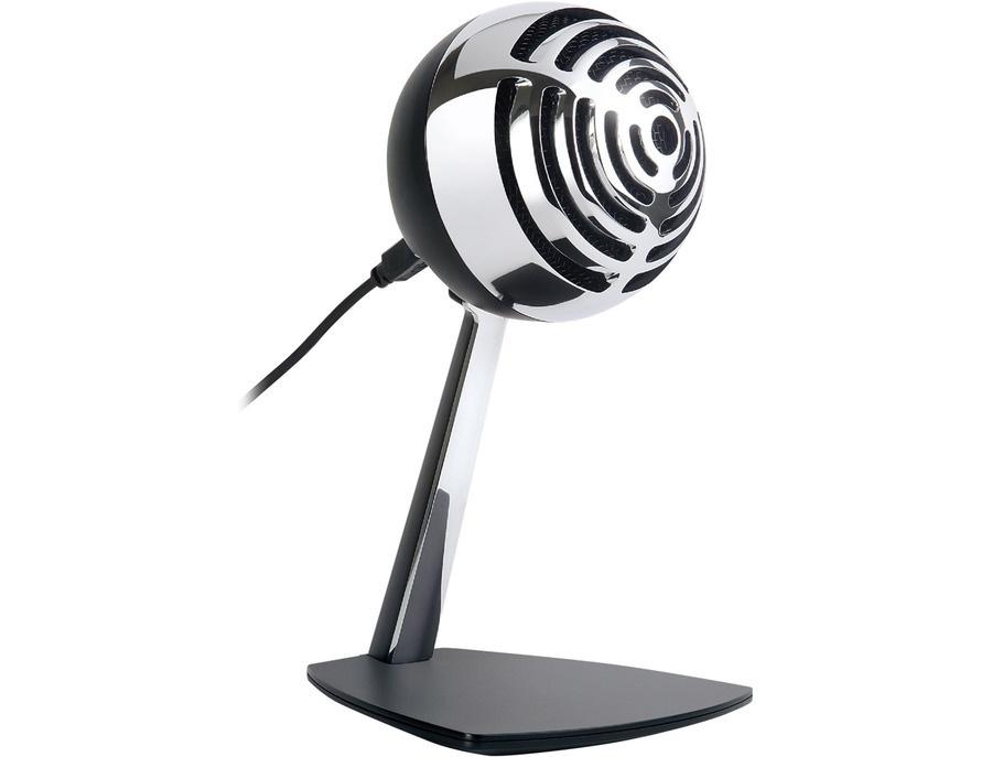 Sharper image usb 2 0 condenser microphone xl