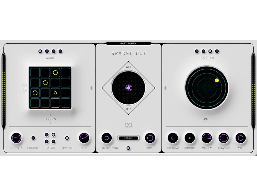 Baby audio spaced out xl
