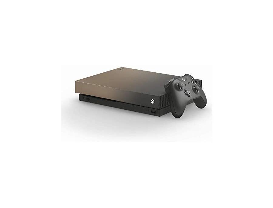 Xbox one x battlefield edition xl
