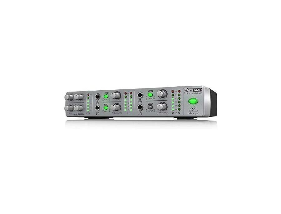 Behringer amp 800 xl
