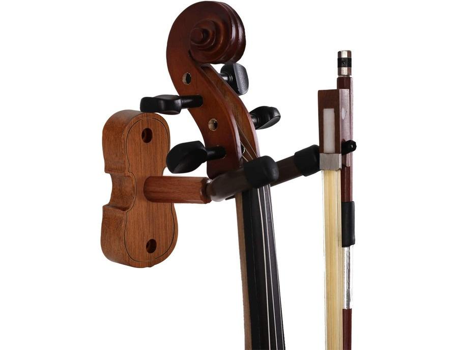 Rinastore rosewood ma r5 violin wall hanger xl