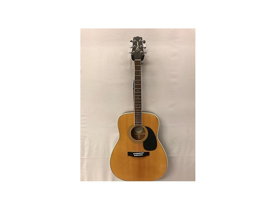 Takamine g322 series acoustic 6 string guitar xl