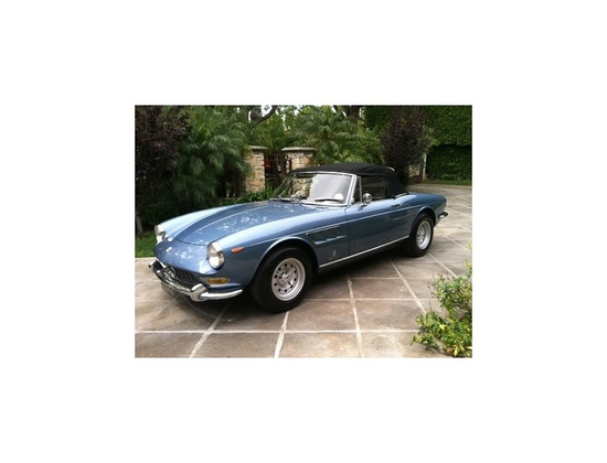 1965 Ferrari 275 GTS Convertible Swaters Blue