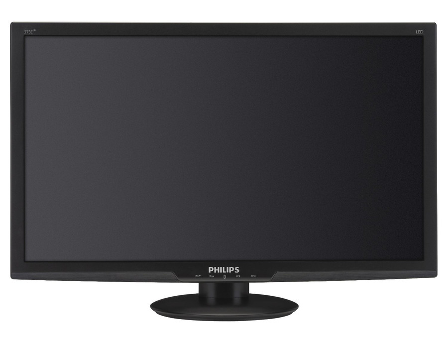 Monitor Philips LED 273E3LHSB - 27 pollici - 16:9