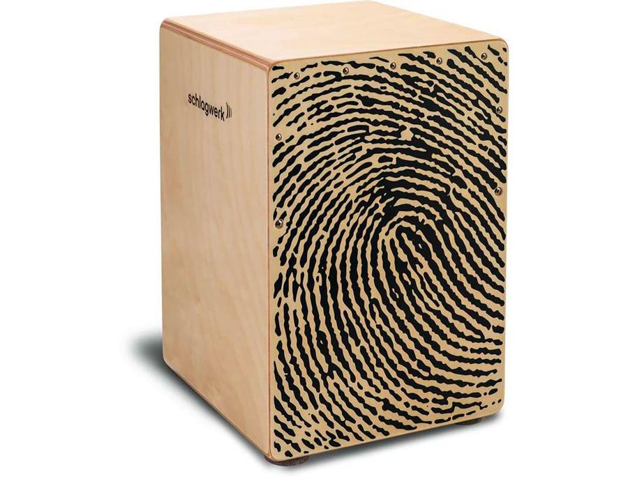 Schlagwerk schlagwerk cp118 cajon x one fingerprint medium xl