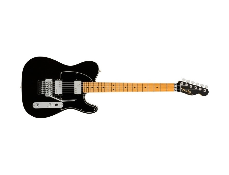 Fender american ultra luxe telecaster floyd rose hh xl
