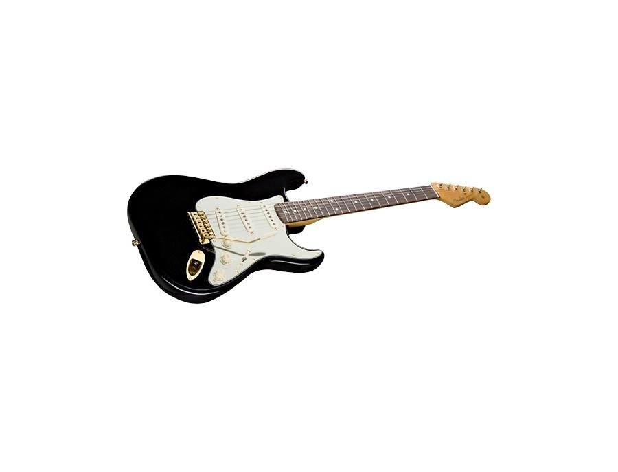 Fender john mayer special edition black1 stratocaster xl