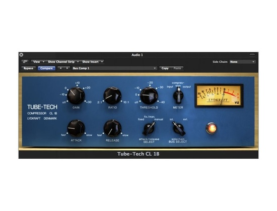 Tube-Tech CL 1B Plugin