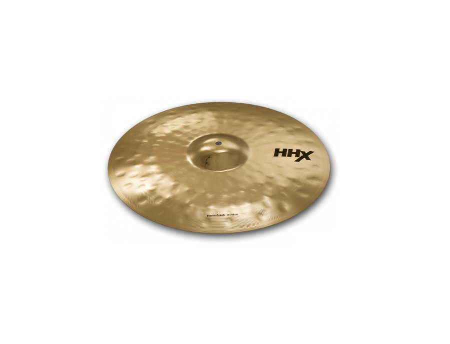 "Sabian 19"" HHX Fierce Crash"