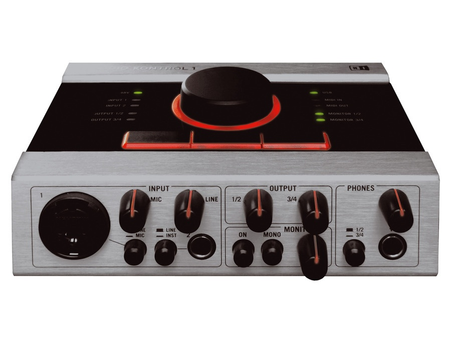 NI Audio Kontrol 1