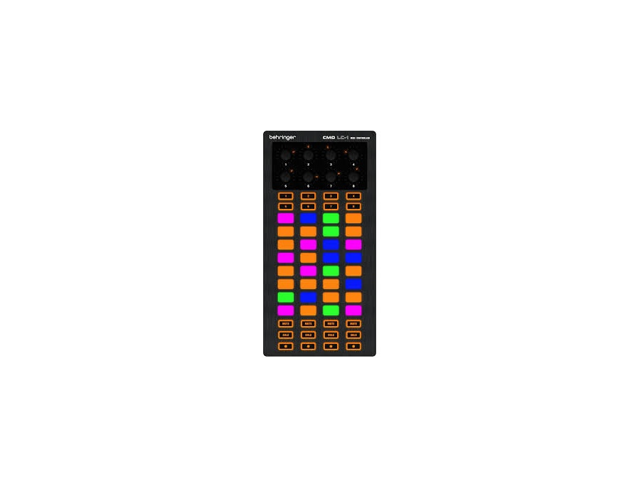 Behringer CMD LC-1 Controllers