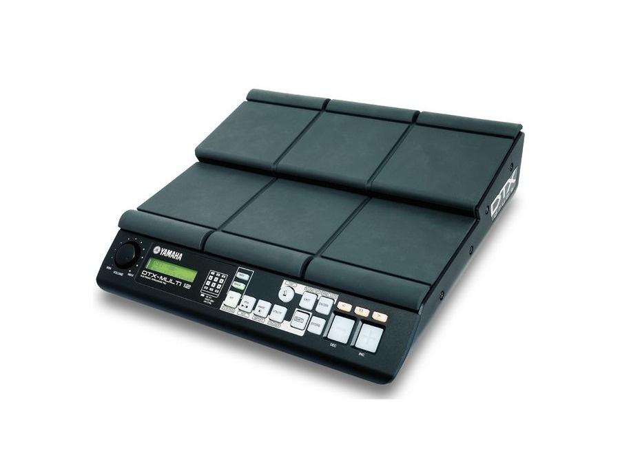Yamaha dtx multi 12 drum pad xl