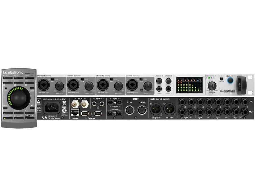 TC Electronic Studiokonnekt 48