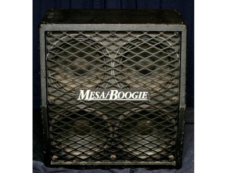 Mesa Boogie 4x12 Cab 4JB Half Back Reviews & Prices | Equipboard®