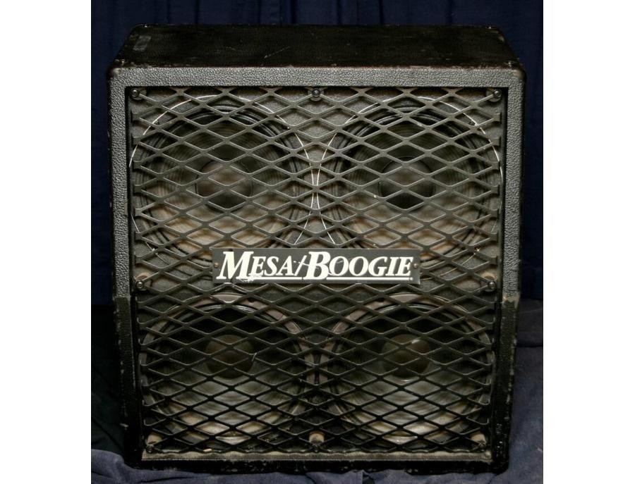 Mesa Boogie 4x12 Cab 4JB Half Back