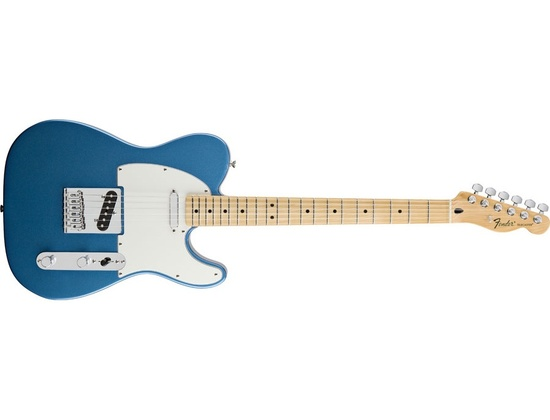 Fender Telecaster Mignight Blue