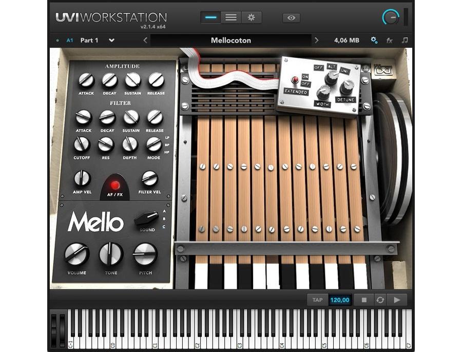 UVI Mellotron