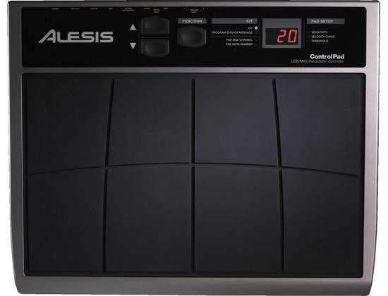 Alesis ControlPad USB-MIDI Pad Controller
