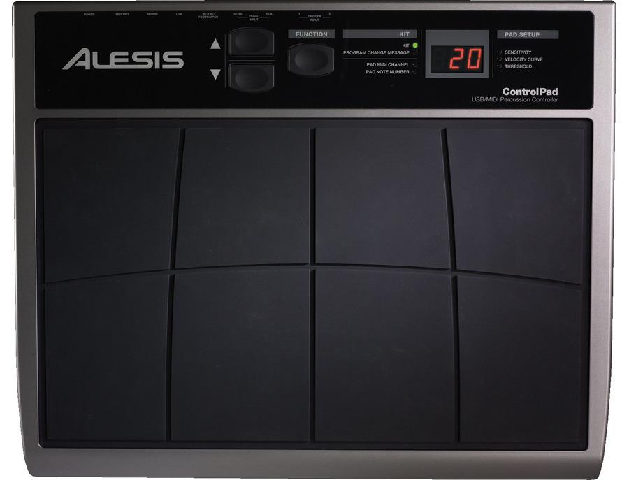 Alesis controlpad usb midi pad controller xl